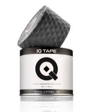 Bild von IQ Tape 5cmx5m - schwarz