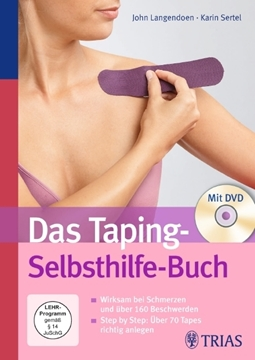 Bild von Taping Selbsthilfe Buch inkl. DVD