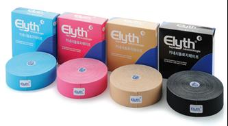 Bild für Kategorie Elyth Tape Kinesiologie BIG 5cmx32m