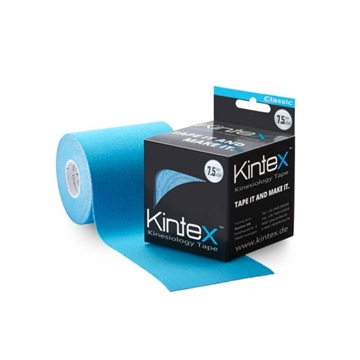 Bild von Kinesiologie Tape *Kintex Classic* - 7.5cmx5m - blau
