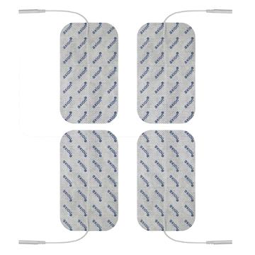 Bild von selbstklebende Elektroden gegen Cellulite und Reiterhosen, 125x68mm