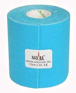 Bild von Kinesiologie Tape *Nasara* beige 7.5cmx5m