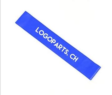 Bild von Loop Fitnessband blau, Widerstand: Mittel